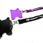 Workers Lanyard and Badge Holder in Aber-Gi 5