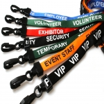 Workers Lanyard and Badge Holder in Achintraid 6