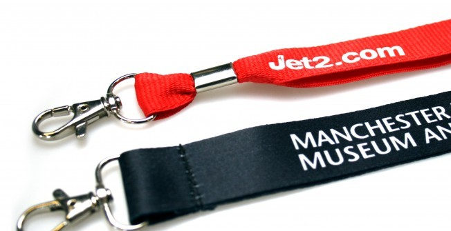 Bespoke Business Lanyards