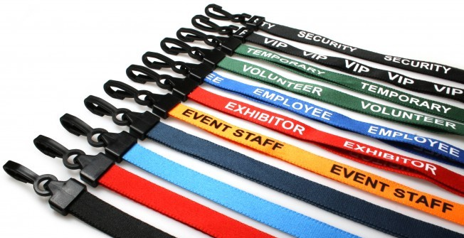 Printed Lanyard Suppliers in Allwood Green