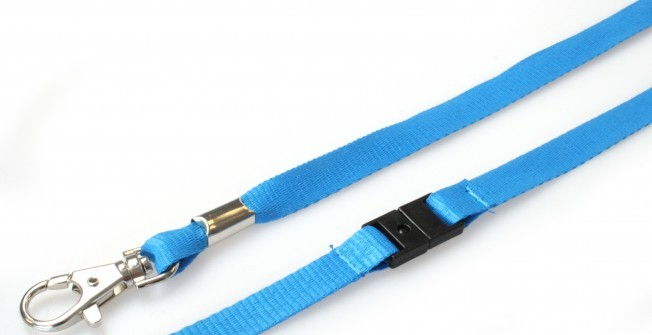 Single Colour Lanyards in Leicestershire