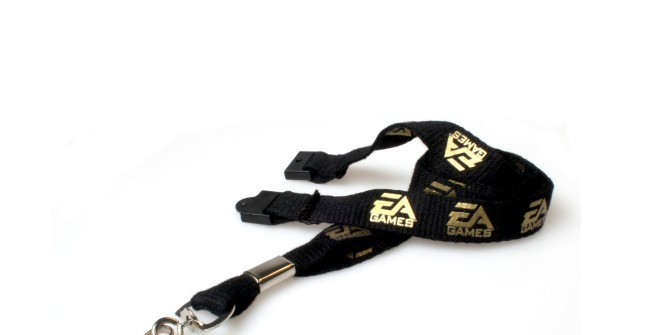 Lanyards with Breakaways for Organisations in Ashtead